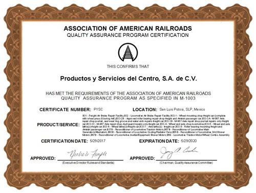 1660_Certificate_PYSC